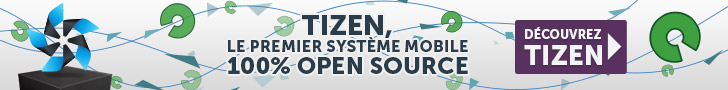 Tizen, le premier syst�me mobile 100% Open Source