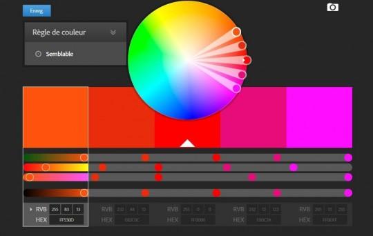 Adobe Color Alsacreations