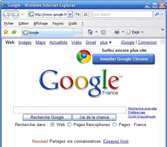 Comment faire pour installer google chrome sur mac